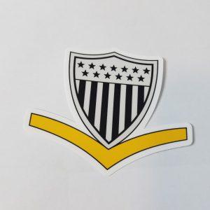 uscg third class petty officer sticker 4 inch USCG Coast Guard Coastie Sticker Salty For You