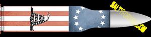uscg coast guard 50 cal bullet - sticker website betsy ross american flag nike